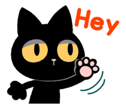 James of Black Cat sticker #159539