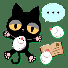 James of Black Cat sticker #159548