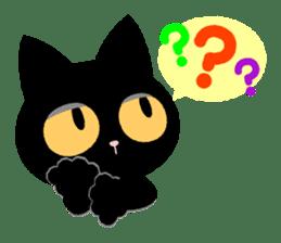 James of Black Cat sticker #159550
