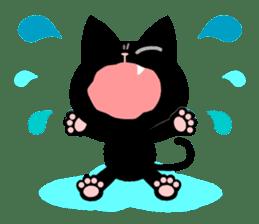 James of Black Cat sticker #159551