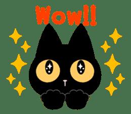 James of Black Cat sticker #159553