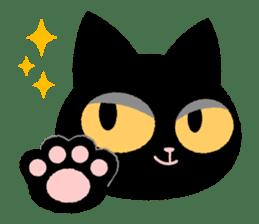 James of Black Cat sticker #159554