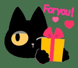 James of Black Cat sticker #159555