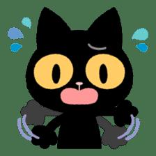 James of Black Cat sticker #159562