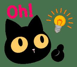 James of Black Cat sticker #159565