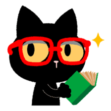 James of Black Cat sticker #159567