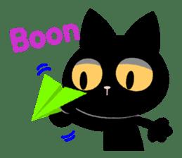 James of Black Cat sticker #159570