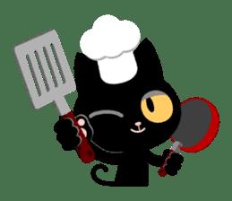 James of Black Cat sticker #159572