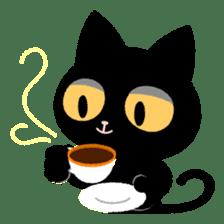 James of Black Cat sticker #159574