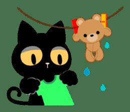James of Black Cat sticker #159576