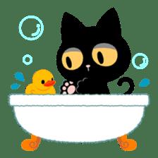James of Black Cat sticker #159577