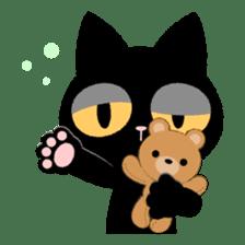James of Black Cat sticker #159578