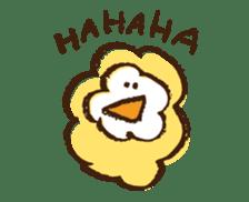 mokumokuchan sticker #159781