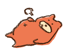 mokumokuchan sticker #159793