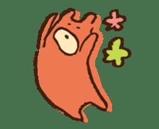 mokumokuchan sticker #159803
