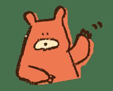 mokumokuchan sticker #159806
