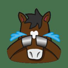 No choice I like I like horse sticker #159855