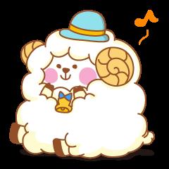 mofu-mofu sheep