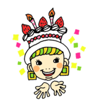 Fashionista sticker #160208