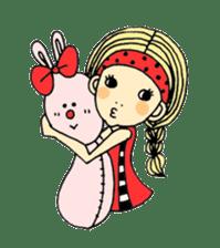 Fashionista sticker #160215