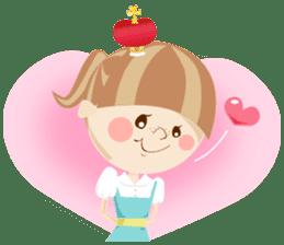 Liruu's Adventures in Wonderland sticker #160379