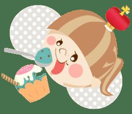 Liruu's Adventures in Wonderland sticker #160383