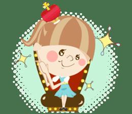 Liruu's Adventures in Wonderland sticker #160384