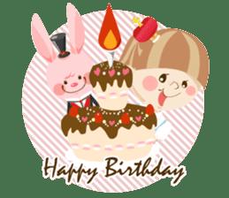 Liruu's Adventures in Wonderland sticker #160388