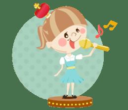 Liruu's Adventures in Wonderland sticker #160389
