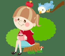 Liruu's Adventures in Wonderland sticker #160390
