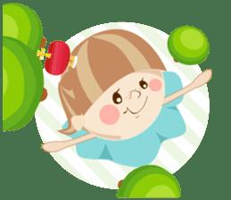 Liruu's Adventures in Wonderland sticker #160391