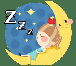 Liruu's Adventures in Wonderland sticker #160394