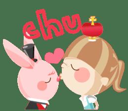 Liruu's Adventures in Wonderland sticker #160395
