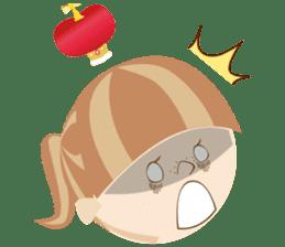Liruu's Adventures in Wonderland sticker #160397