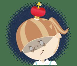 Liruu's Adventures in Wonderland sticker #160398