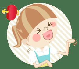 Liruu's Adventures in Wonderland sticker #160400