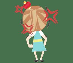 Liruu's Adventures in Wonderland sticker #160401