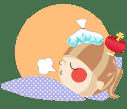 Liruu's Adventures in Wonderland sticker #160402