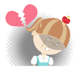 Liruu's Adventures in Wonderland sticker #160403