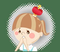 Liruu's Adventures in Wonderland sticker #160404
