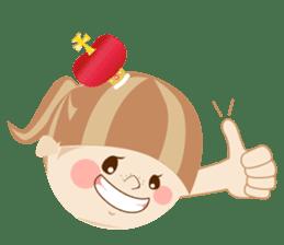 Liruu's Adventures in Wonderland sticker #160408