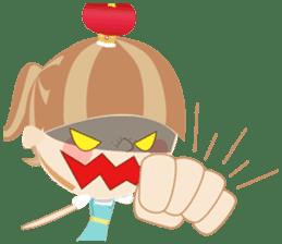 Liruu's Adventures in Wonderland sticker #160411