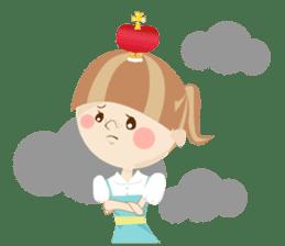 Liruu's Adventures in Wonderland sticker #160417