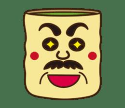 Japanese KWAII Teaman sticker #160539