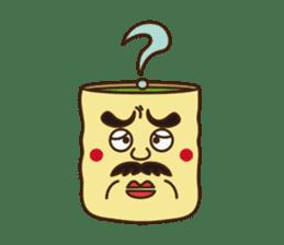Japanese KWAII Teaman sticker #160540