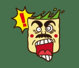 Japanese KWAII Teaman sticker #160544