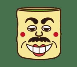 Japanese KWAII Teaman sticker #160560