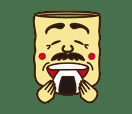 Japanese KWAII Teaman sticker #160571