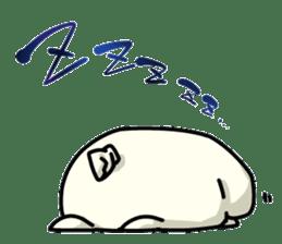 TEBUKURO-CHAN sticker #160704