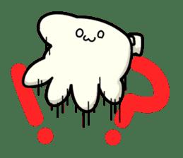 TEBUKURO-CHAN sticker #160718